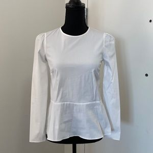 Massimo Dutti Top Blouse 4 36 New